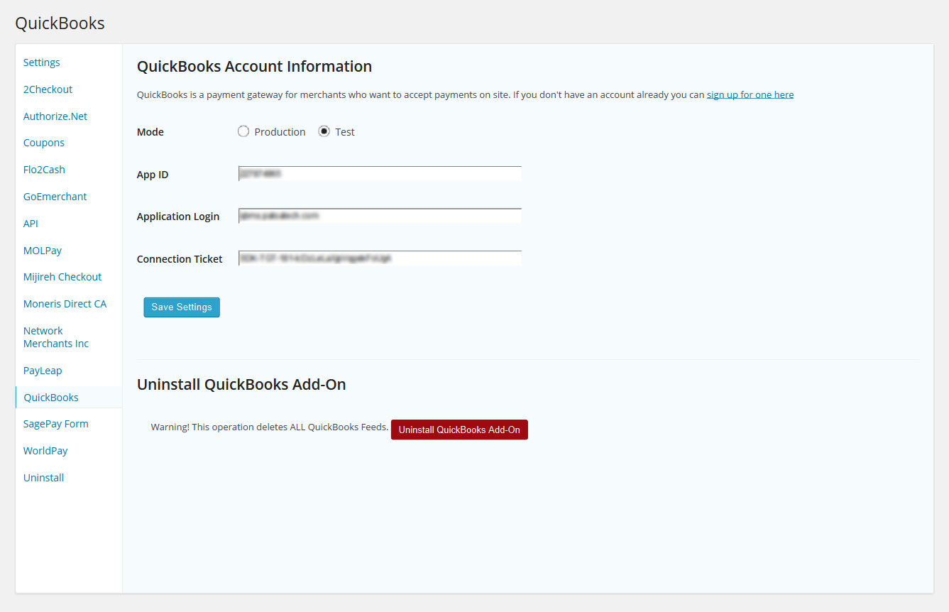 how to connect woocommerce to quickbooks canada